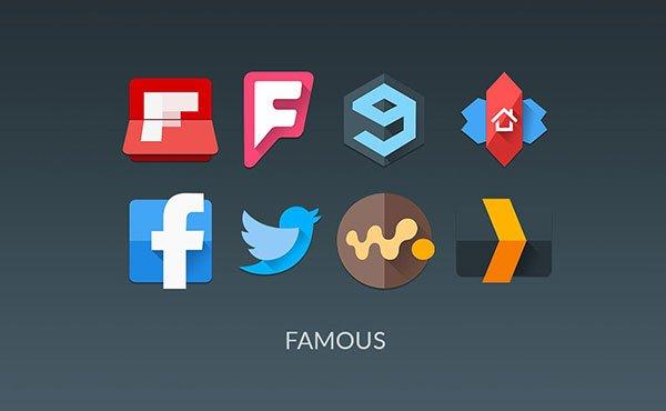 pacchetti icone