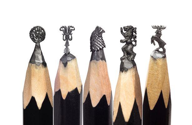 Sculture trono di spade
