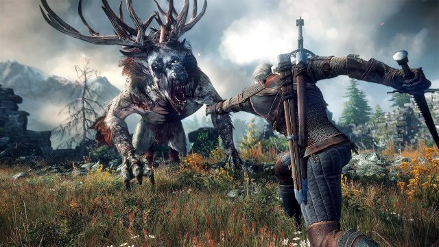 serie tv the witcher ita