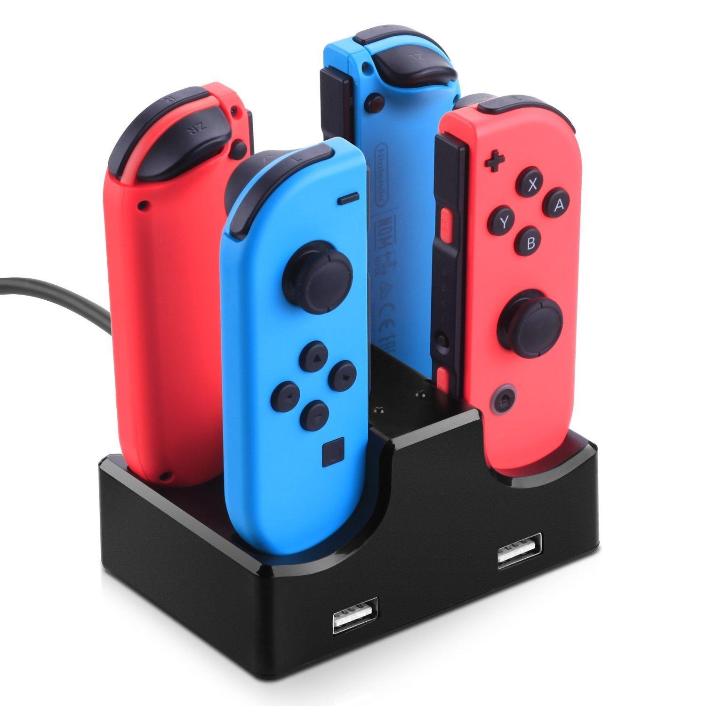 Come caricare i controller Joy-Con - Nintendo of Europe GmbH