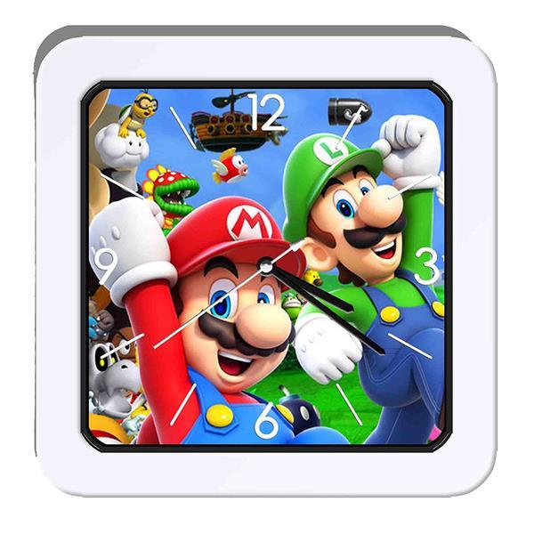 Gadget Super Mario Bros: la sveglia