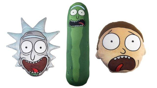 Cuscini di Rick e Morty - Regalo perfetto per Nerd come noi!