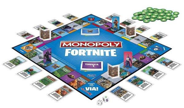 fortnite gioco in scatola monopoli