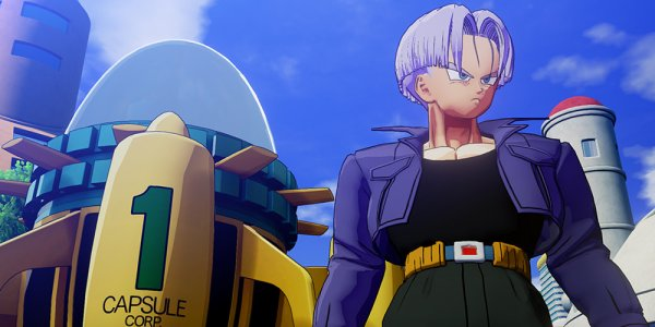 Time Machine presente in Dragon Ball Z Kakarot