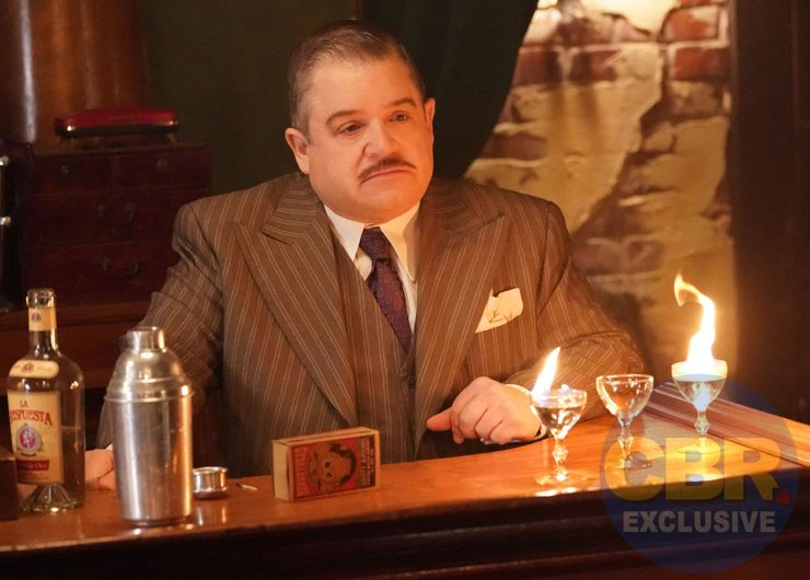 Agents of S.H.I.E.L.D. 7 - Patton Oswalt (Fratelli Kienig)