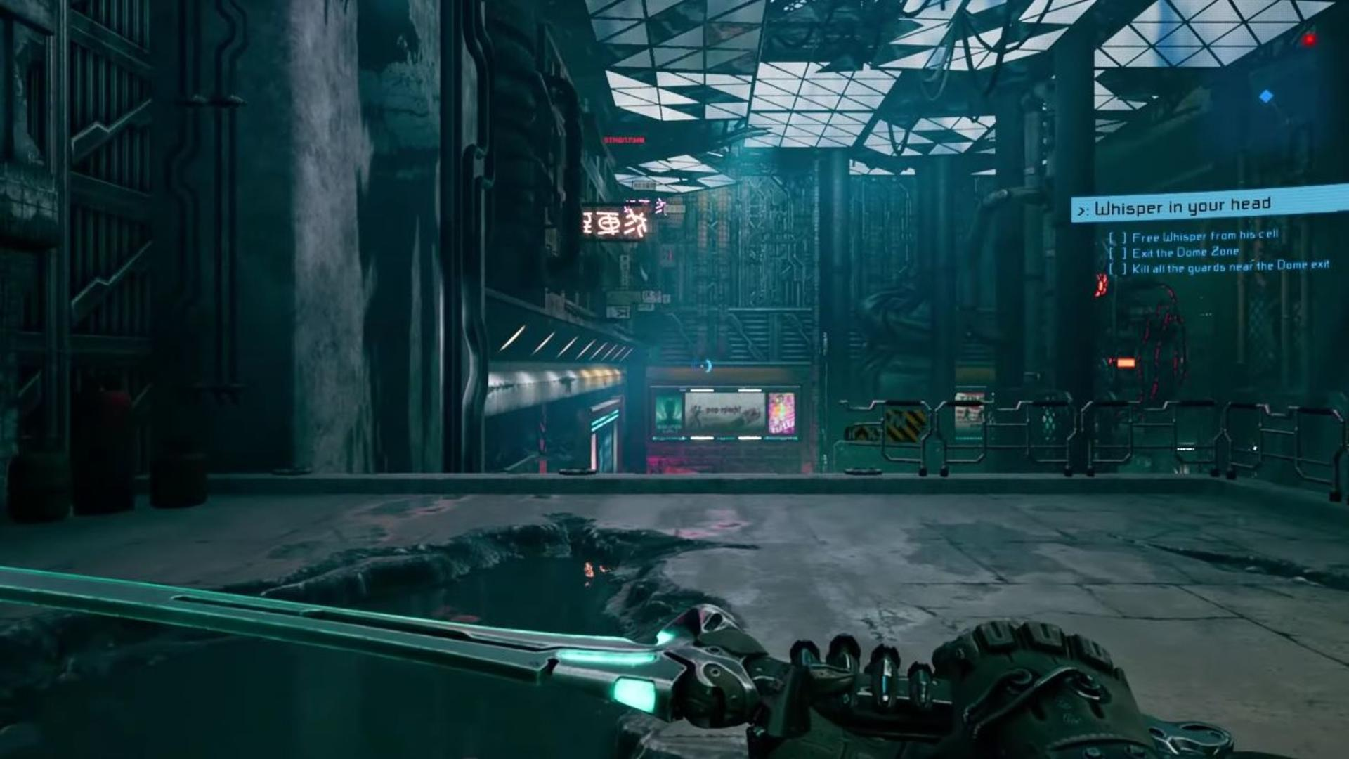 Ghostrunner Demo Steam cyberpunk prova