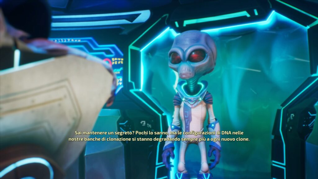 Destroy All Humans Recensione