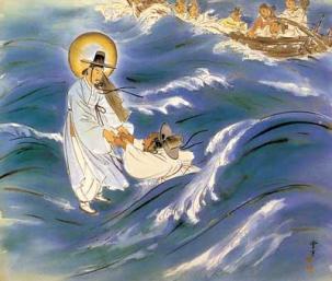 jangheung-8-jesus-walks-on-the-water