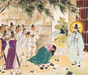 jangheung-9-jesus-and-the-woman-caught-in-adultery
