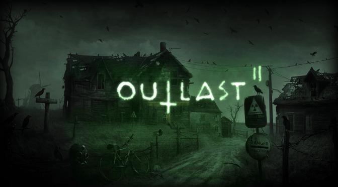 Outlast 1 e 2 chegarão ao Switch em 2018