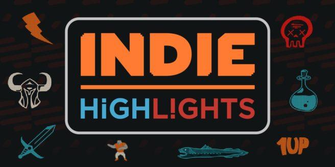Indie Highlights (23/01/2019)