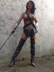 Jenna Pulak gives us Wonder Woman from the upcoming Batman vs Superman movie.