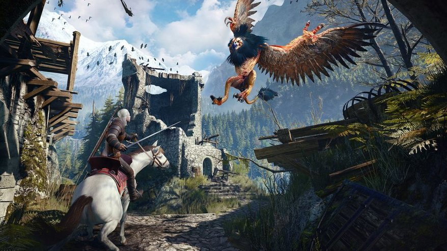 The best Witcher 3 mods