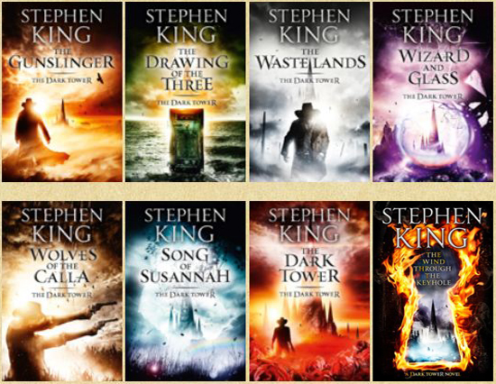 Image result for the dark tower books