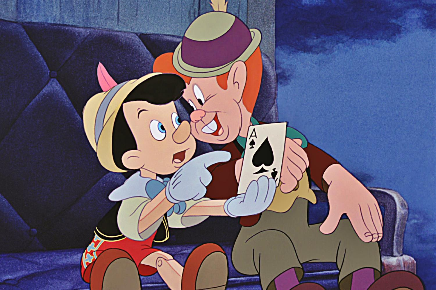Image result for pinocchio disney