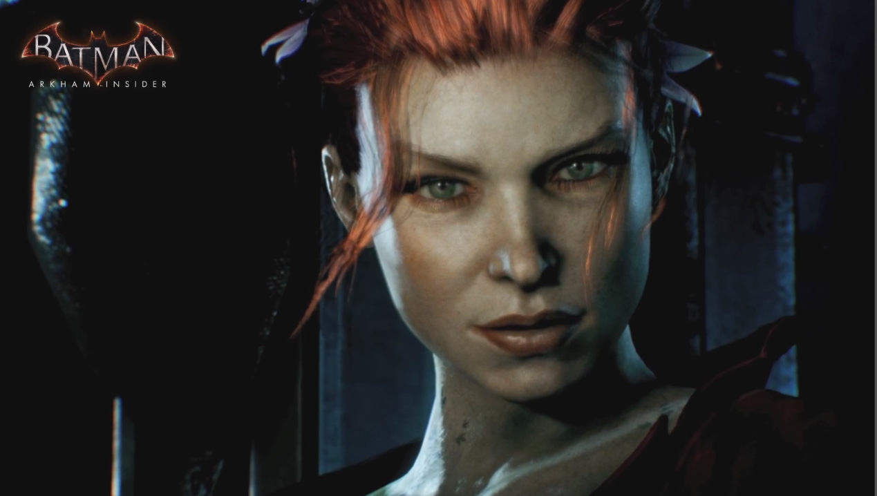 Developer Says Poison Ivy Was The Hardest Character To