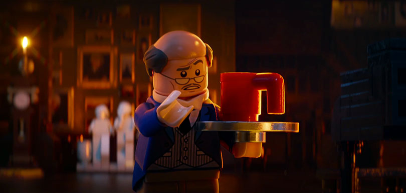 Image result for the lego batman movie alfred