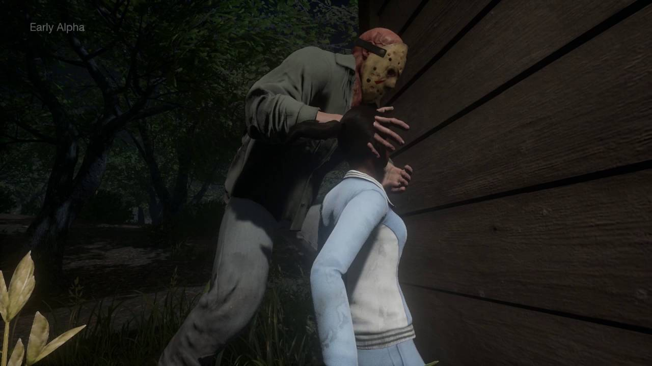 Friday The 13th The Game World Gameplay Premiere Nerd