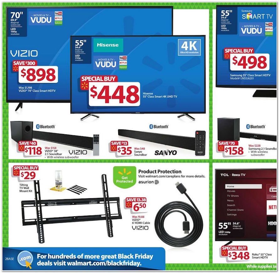 Walmart And Best Buy Black Friday Ads Are In SYKO Share Your Knowledge Openly
