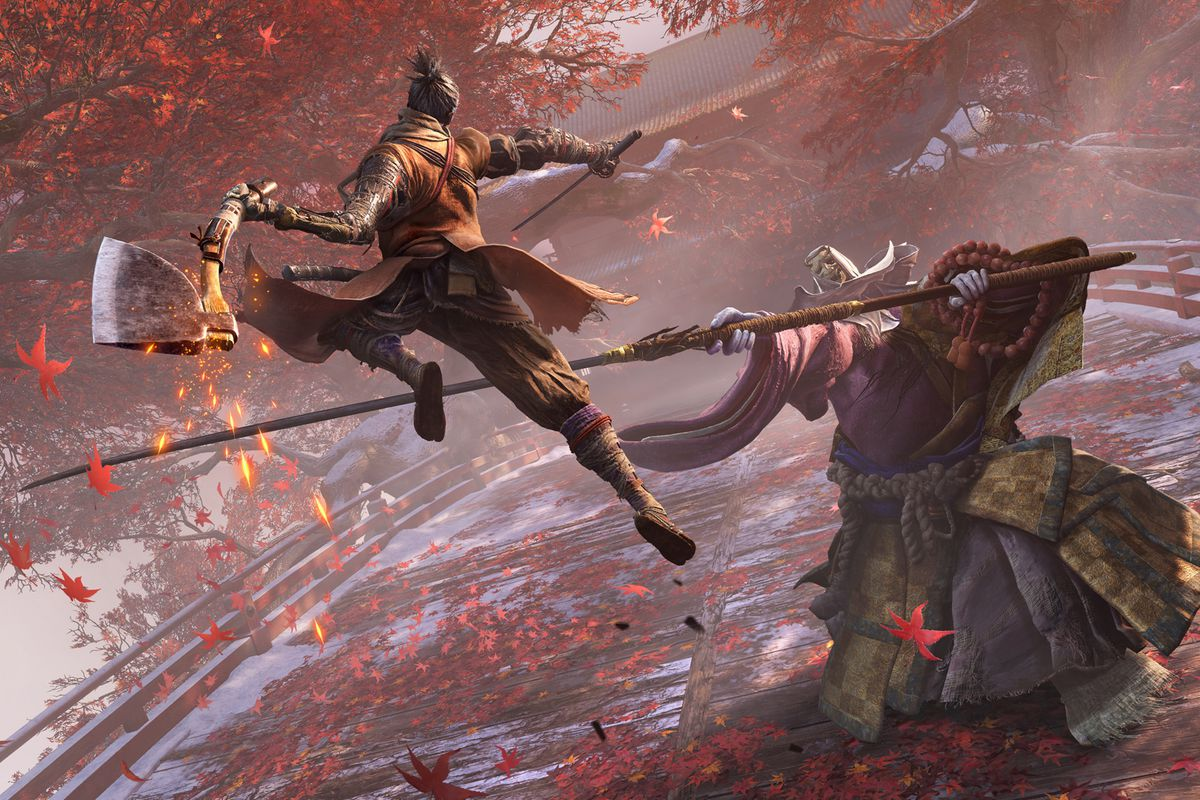 Sekiro Shadows Die Twice 10 Minutes Of Gameplay Preview Nerd Reactor