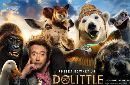 Dr Dolittle - Comédia Jack Sparrow