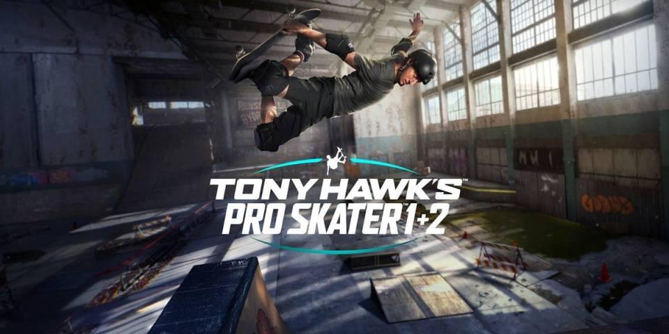 Tony Hawk´s Pro Skater 1 + 2
