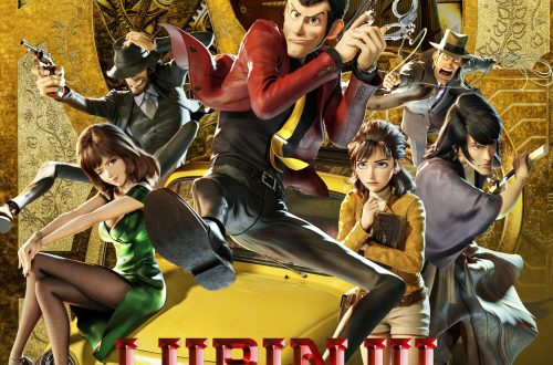 POSTER LUPIN 3