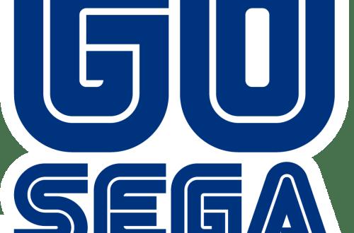 Sega 60 anos - logo
