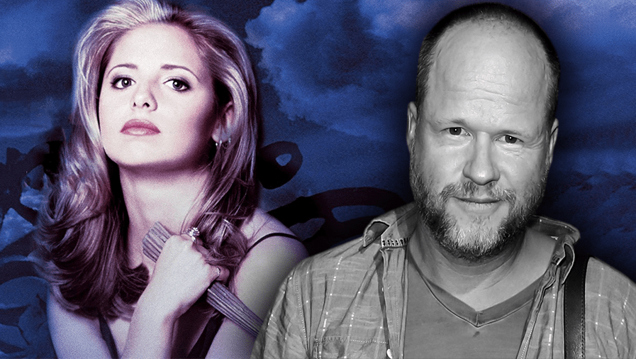 Buffy Summers e seu criador Joss Whedon