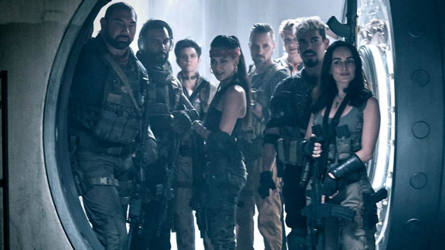 Zack snyder faz Army Of The Dead