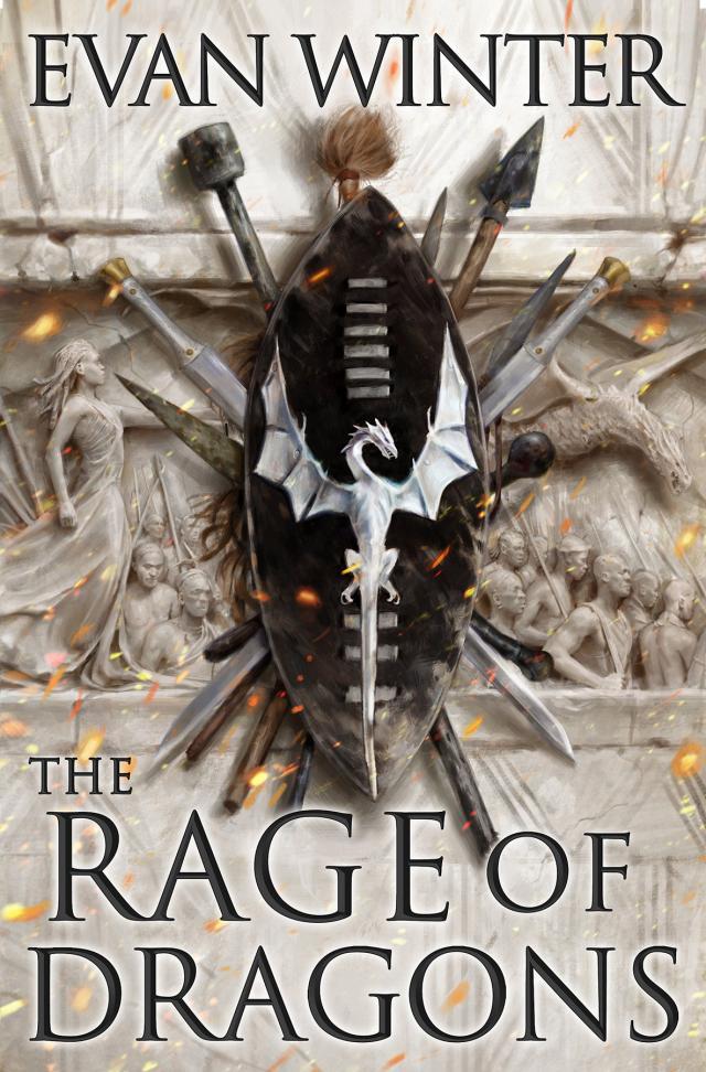 rage of dragons evan