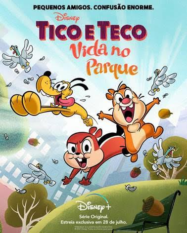 TICO E TECO - Nerd Recomenda
