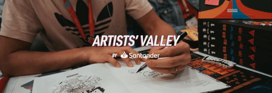 Inscrições abertas para o Artist's Valley da CCXP Worlds 21
