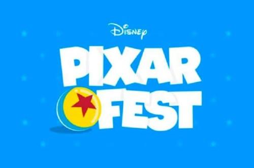 Pixar Fest - Nerd Recomenda