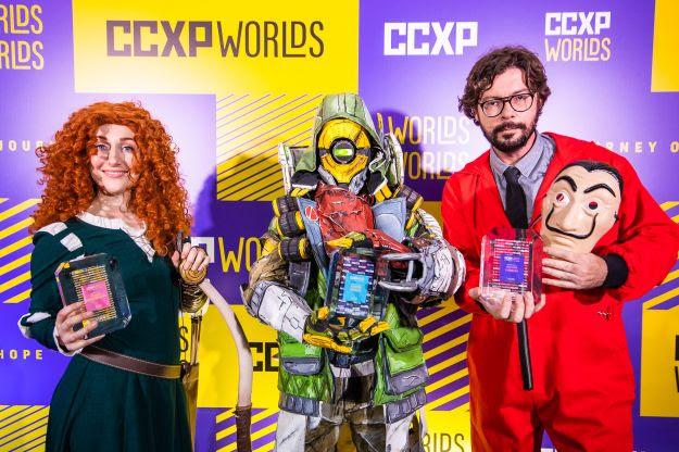 CCXP Worlds 21 - Nerd Recomenda