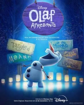 Olaf Apresenta