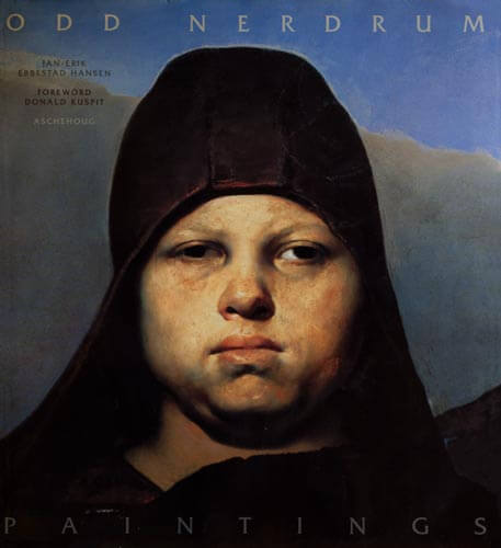 Odd Nerdrum paintings