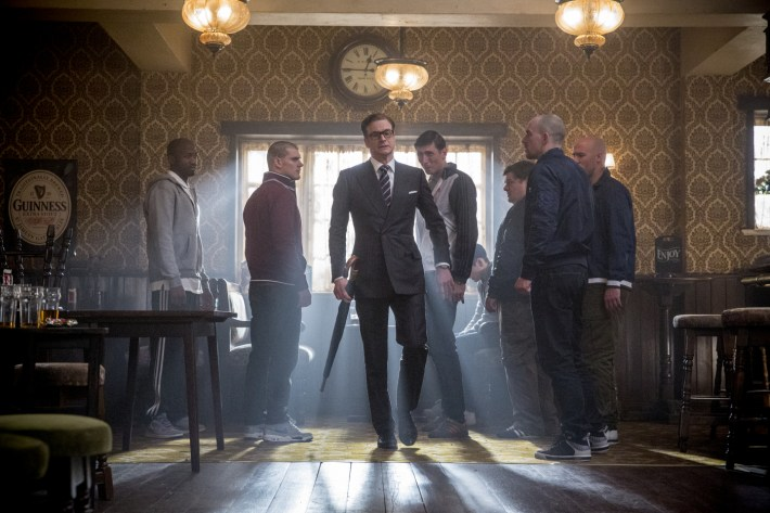 KINGSMAN: THE SECRET SERVICE - © 2015 Twentieth Century Fox