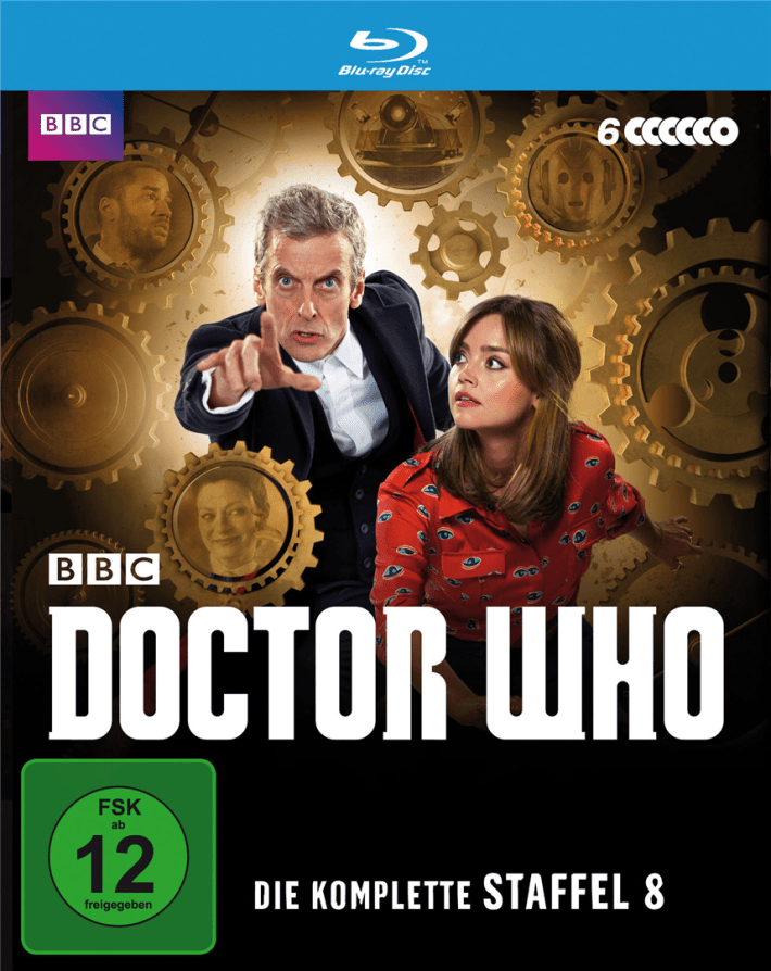 Doctor Who - Staffel 8 - Komplettbox - Copyright 2014 polyband Medien GmbH