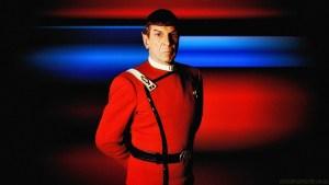 Leonard Nimoy Spock VIII paint by dave-daring.deviantart.com/