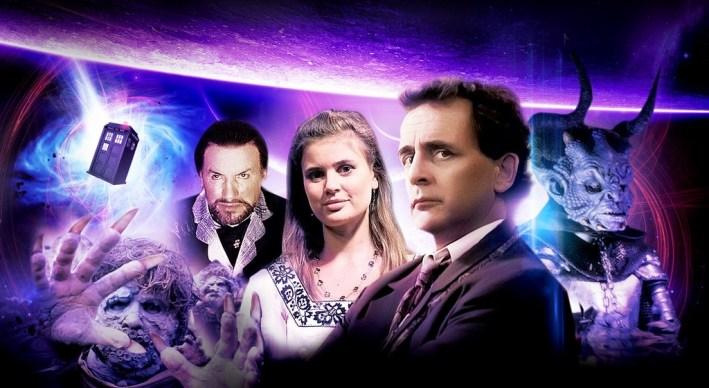 Collage zu Doctor Who – Siebter Doktor - Volume 3 © BBC
