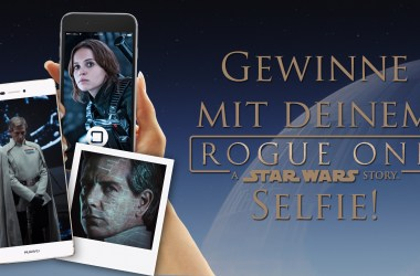 Start Wars Gewinnspiel Rogue One