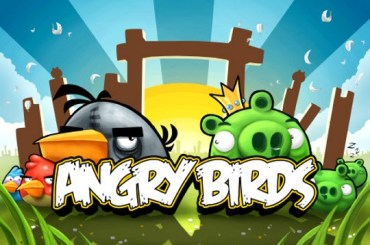 Angry Birds New Levels Christmas Edition
