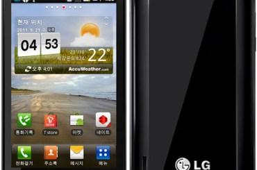 LG Optimus EX