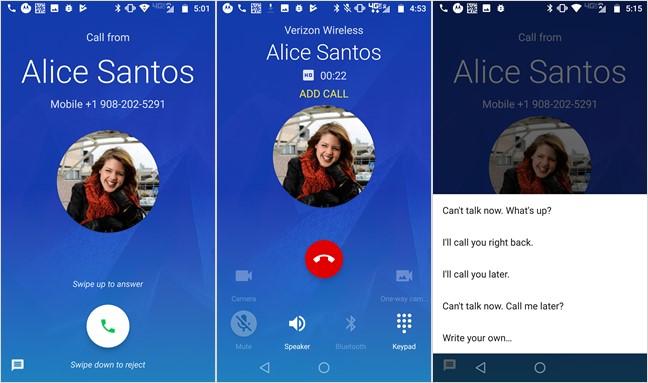 Android Oreo Verizon Moto Z Droid