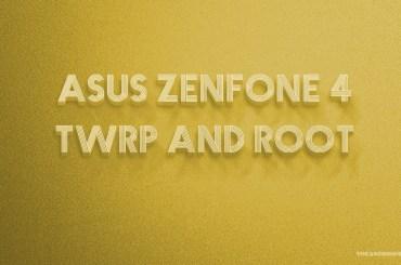 ZenFone 4 max root