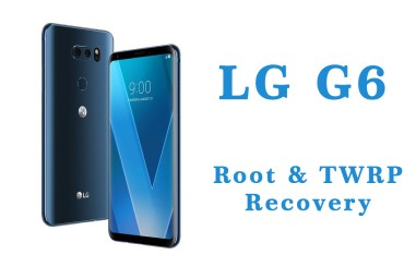 lg g6 root twrp recovery
