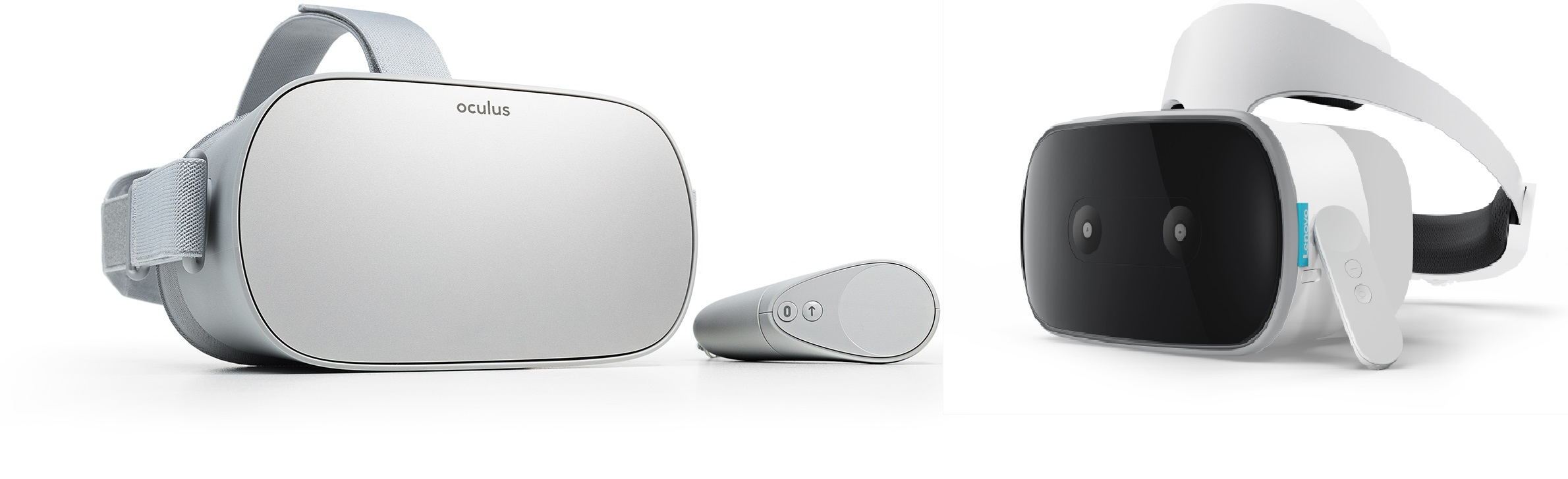 Oculus Go vs Lenovo Mirage Solo