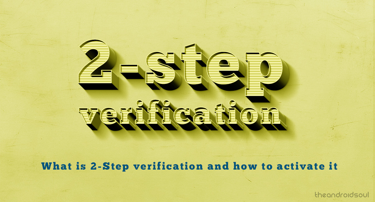 2-step verification android