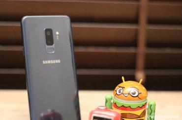 Samsung Galaxy S9 update